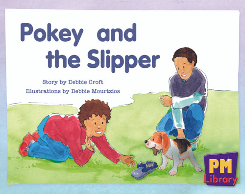 New PM Library Blue Pokey and the Slipper Lvl 10