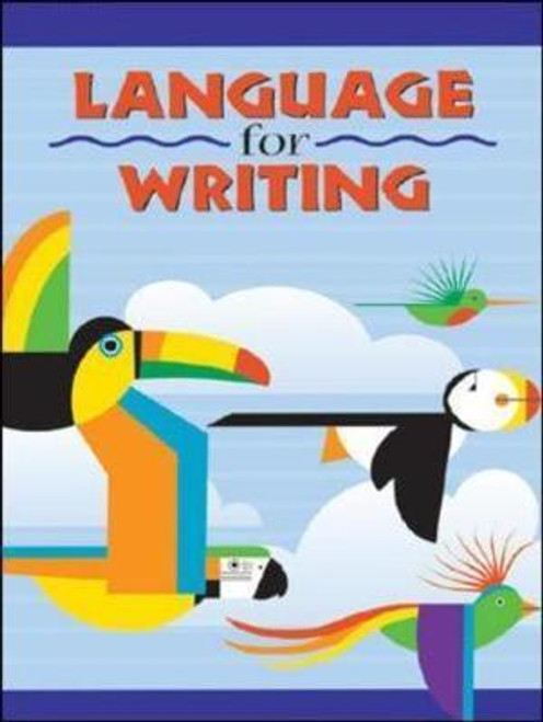 Language for Writing (Language III) - Student Materials