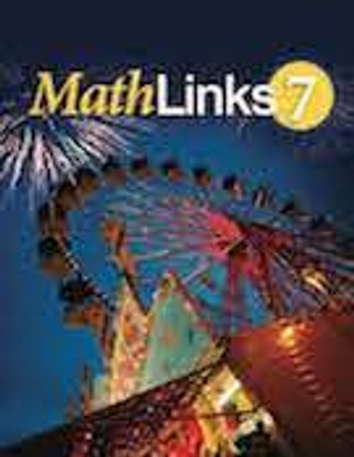 Math Links 7 - Adapted Program