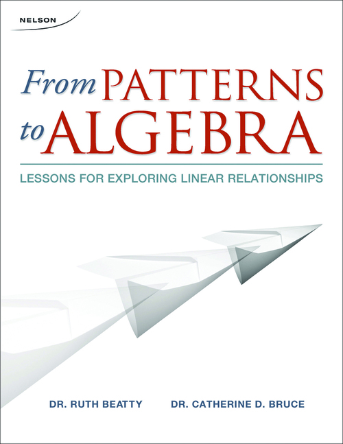 From Patterns to Algebra Book