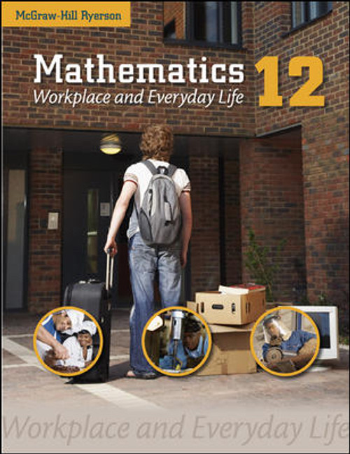 Mathematics 12: Workplace & Everyday Life