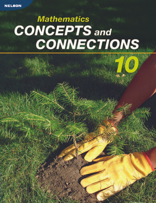 Mathematics Concepts and Connections - Grade 10