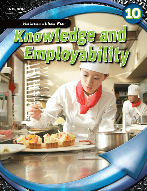 Mathematics for Knowledge and Employability - Grade 10