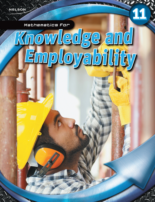 Mathematics for Knowledge and Employability - Grade 11