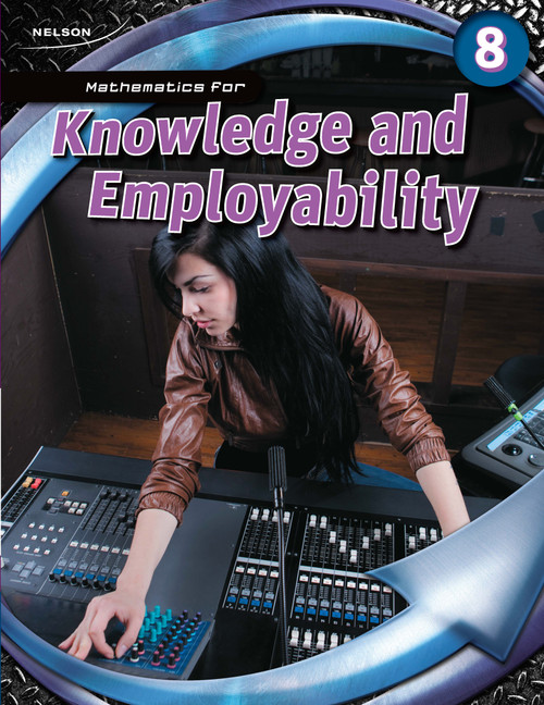 Mathematics for Knowledge and Employability - Grade 8