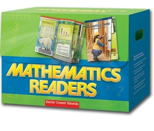 Mathematics Readers - Level 6