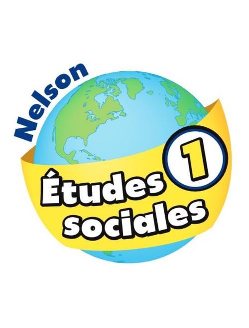 Nelson etudes sociales - Grade 1 - Strand A & B - Easy Ordering Bundles