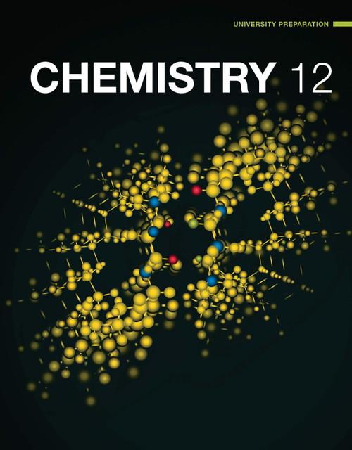 Nelson Chemistry Grade 12: University Preparation   Student Book (Print + Digital) - 9780176520618