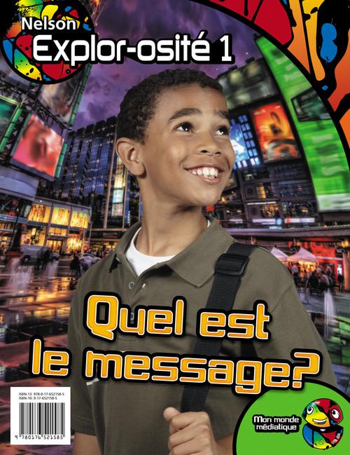 Nelson Explor-osite - Level 1 - Mon monde mediatique Kit (Media)