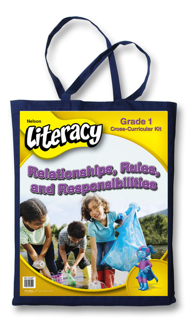Nelson Literacy 1 - Guided Reading Kits