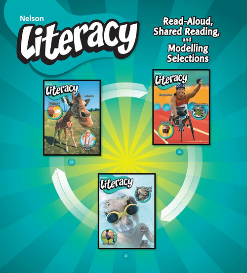 Nelson Literacy 2 - Shared Reading & Modelling Selections
