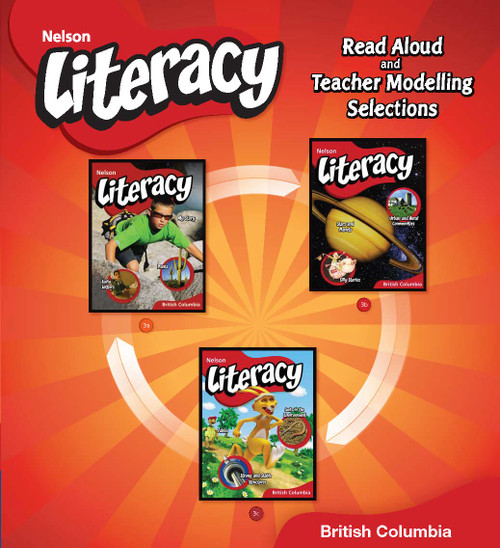 Nelson Literacy 3 - Selections for Modelling and Demonstration