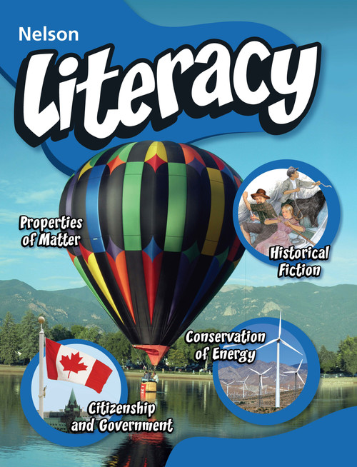 Nelson Literacy 5 - Student Resources