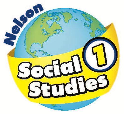 Nelson Social Studies - Grade 1 - Strand A & B - Easy Ordering Bundles