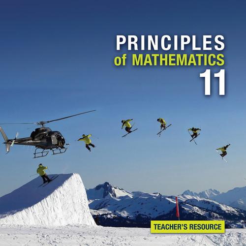 Principles of Mathematics - Grade 11