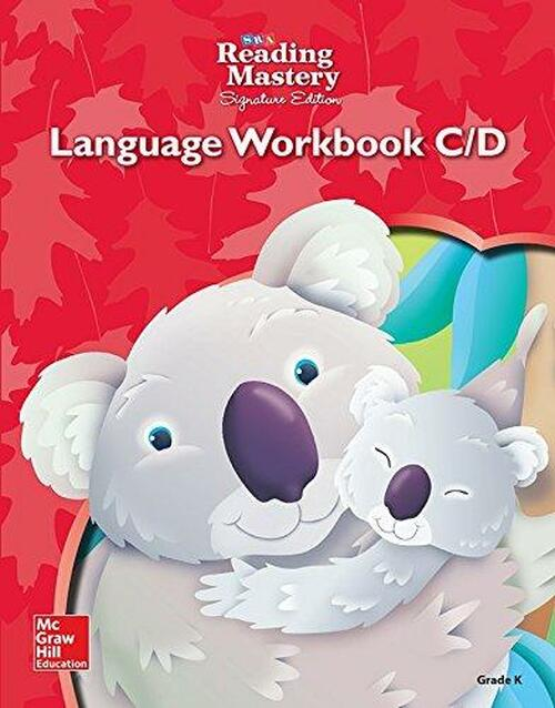 Reading Mastery Signature Edition - Language Arts Strand - Grade K Language Arts Strand