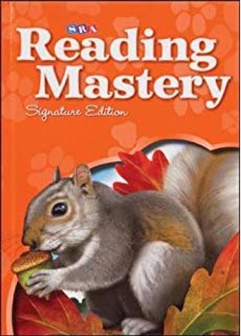 Reading Mastery Signature Edition - Reading and Literature Strands - Grade 1 Reading Strand