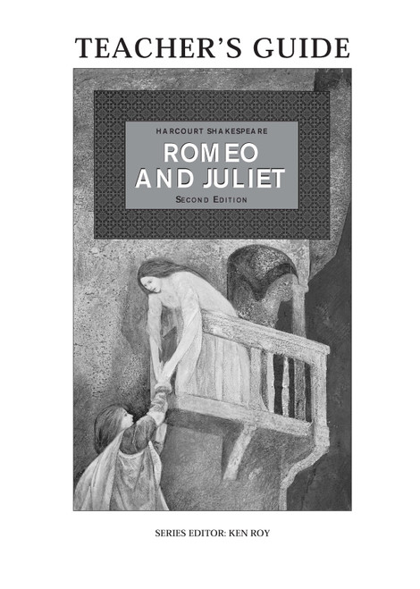 Romeo and Juliet, Second Edition