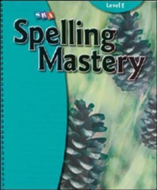 Spelling Mastery - Grade 5 Level E