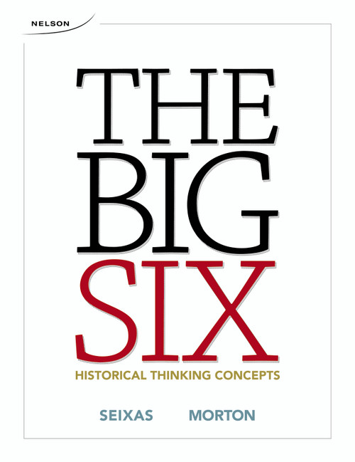The Big Six Historical Thinking Concepts
