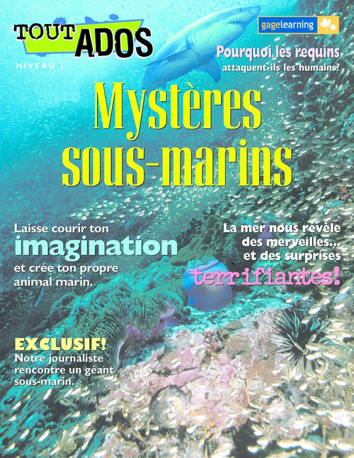 Tout Ados - Mysteres sous-marins (Mysteries)