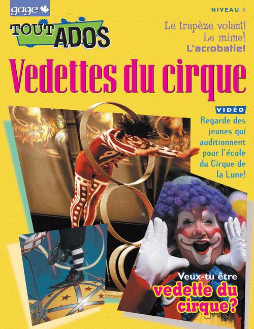 Tout Ados - Vedettes du cirque (Circus)