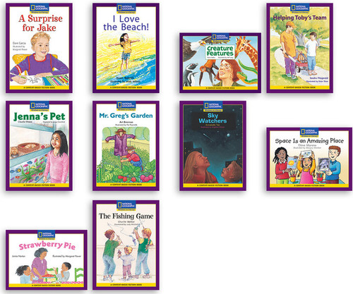 Windows on Literacy Fiction - Early - Science Sets