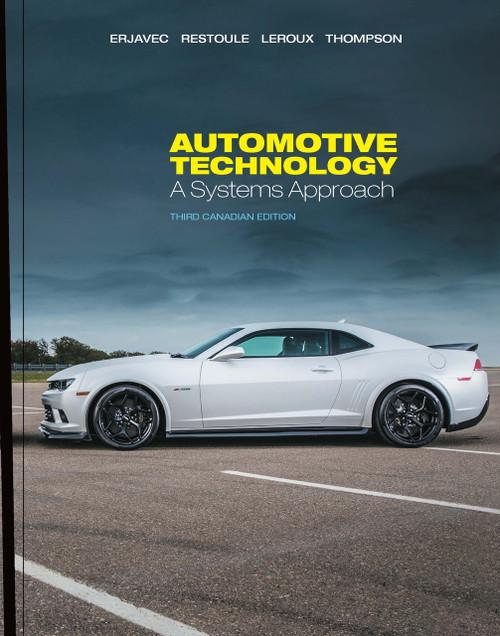 Automotive Technology, 3rd Ed.