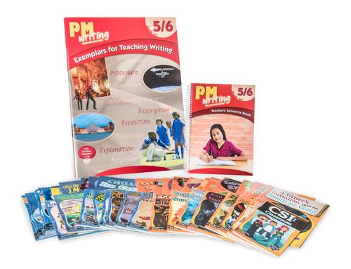 PM Writing Grade 5/6 Classroom Set
