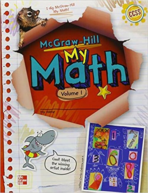 My Math - Student Editions - National