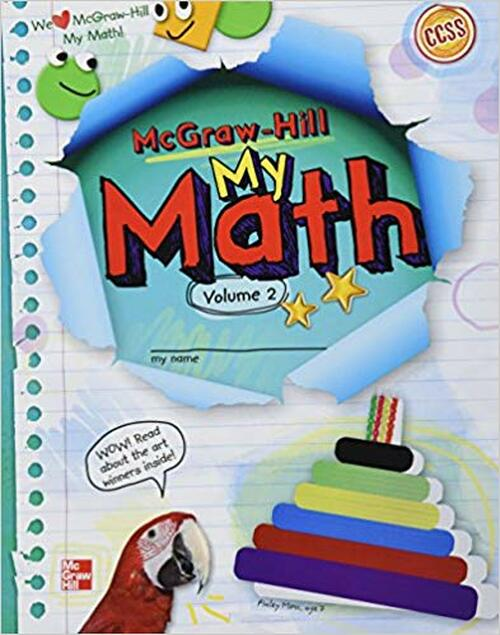 My Math - Student Editions - Volume 2