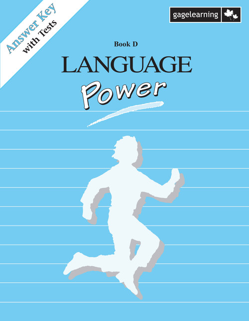Gage Language Power Grade 6