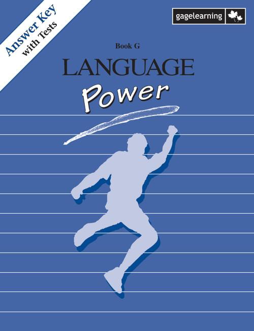 Gage Language Power Grade 9
