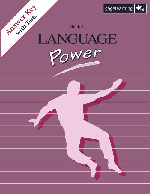 Gage Language Power Grade 11