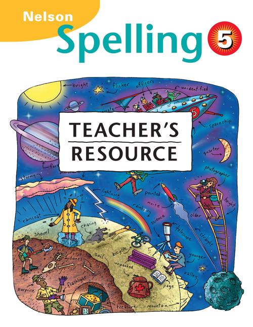 Nelson Spelling 5