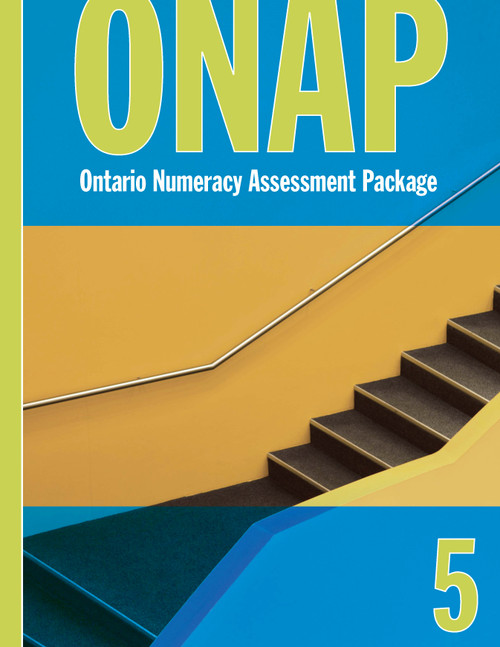 Ontario Numeracy Assessment Package - ONAP - Grade 5
