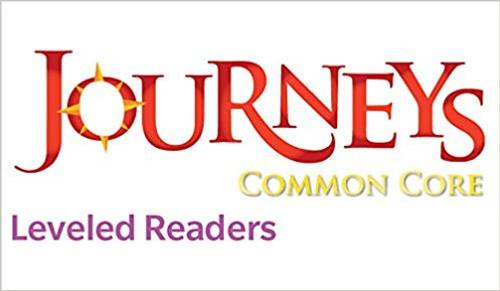 Journeys Levelled Readers - Level J: Titles G - P