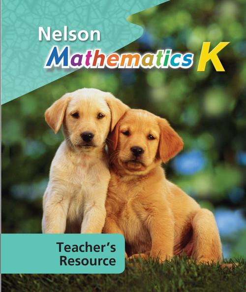 Nelson Mathematics - Quebec (Kindergarten)