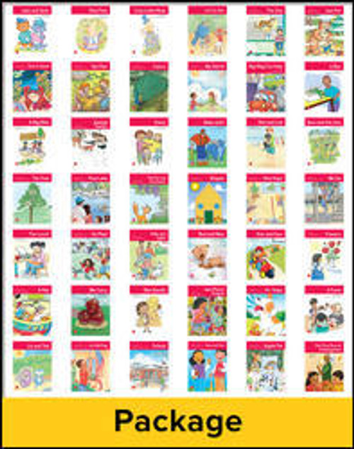 Open Court Reading Foundational Skills Kits - Kindergarten - Core Pre-Decodable and Decodable Books