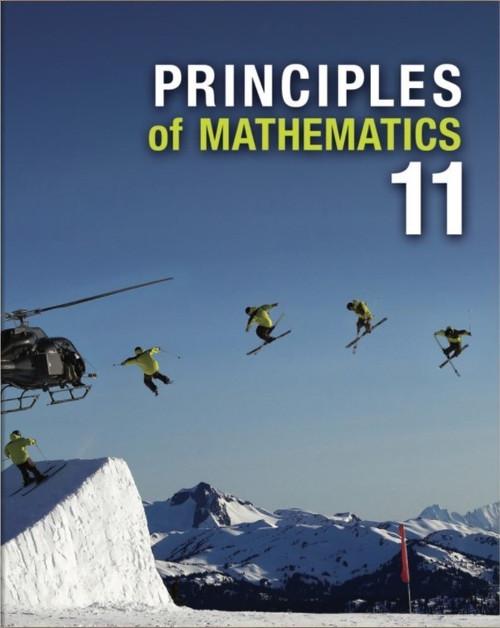 Principles of Mathematics 11 Online Student Centre (12 Month Online Subscription)