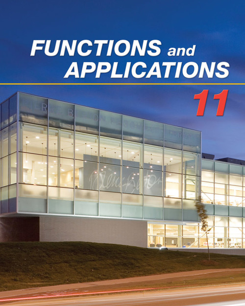 Functions and Applications 11 (12 Month Online Subscription)