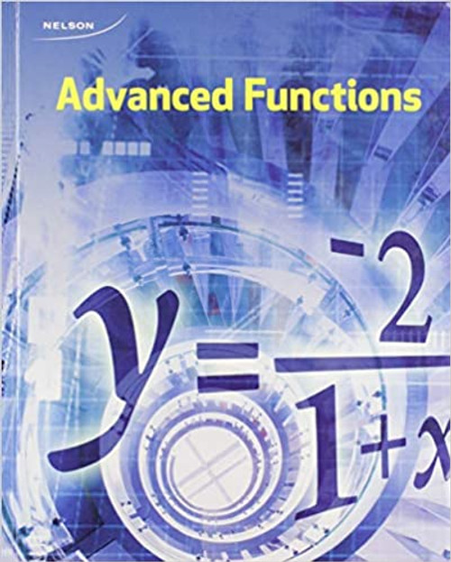Advanced Functions 12 (12 Month Online Subscription)