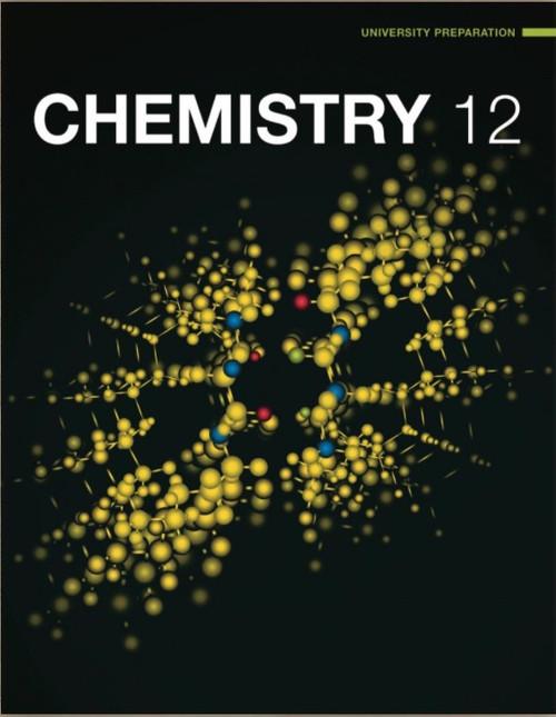 Chemistry 12U (12 Month Online Subscription)