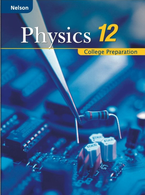 Nelson Physics 12 College Prep (12 Month Online Subscription)