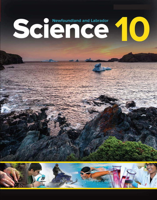 Newfoundland and Labrador Science 10 (12 Month Online Subscription)