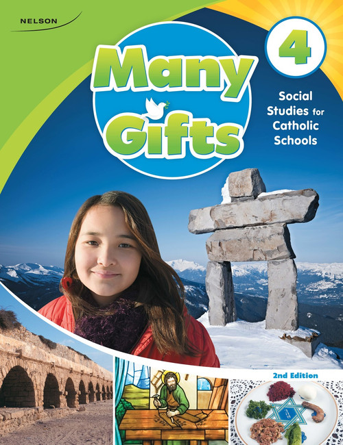 Many Gifts - Grade 4: Online Student Centre (12 Month Online Subscription)