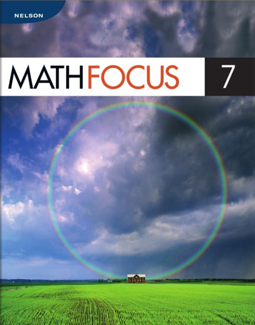 Math Focus - Grade 7: Student Ebook (12 Month Online Subscription)
