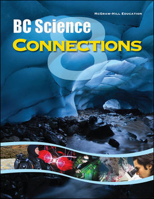 BC Science: Connections (Grade 8) - Student Ebook (12 Month Online Subscription)
