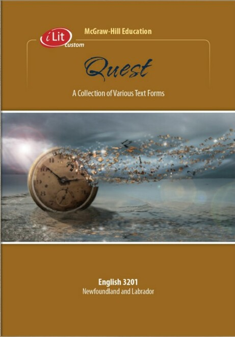 iLiteracy Quest: A Collection of Various Text Forms - Student Ebook (12 Month Online Subscription)