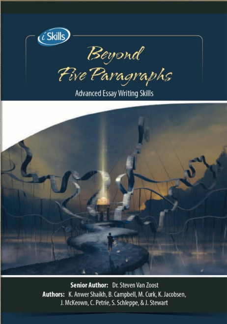 iSkills Beyond Five Paragraphs: Advanced Essay Writing Skills - Student Ebook (12 Month Online Subscription)